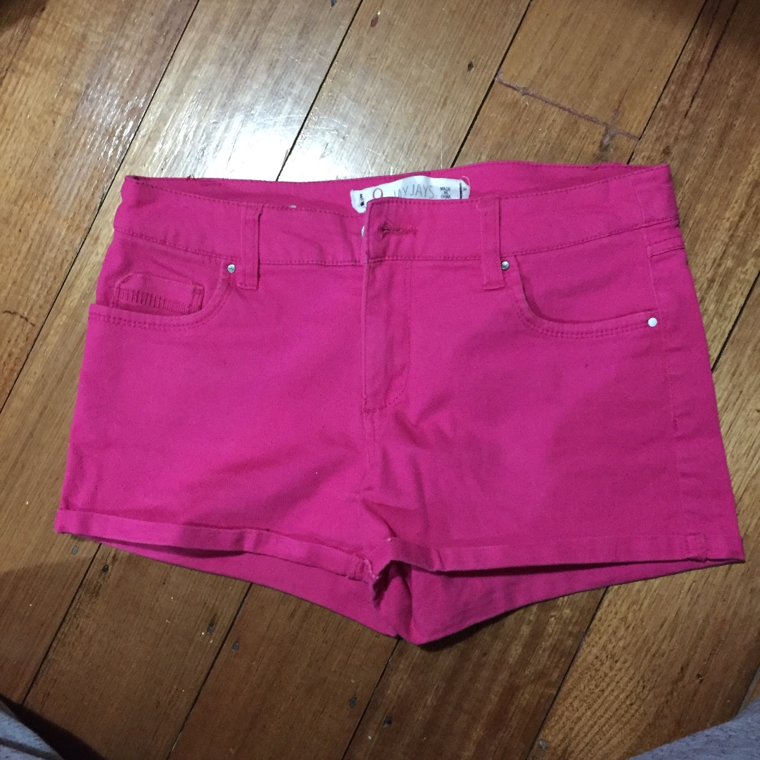 Jay-Jays Hot Pink Shorts