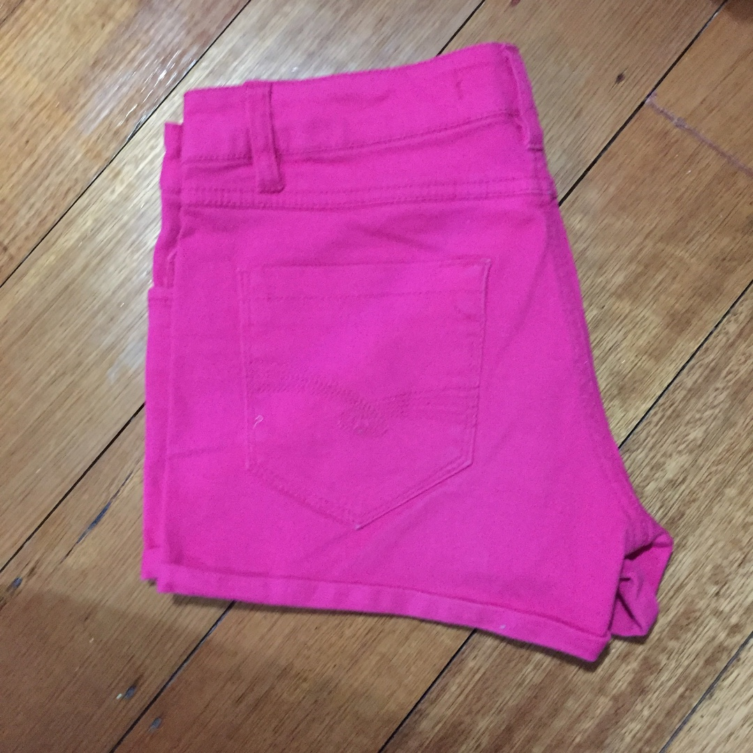 Jay-Jays Hot Pink Shorts
