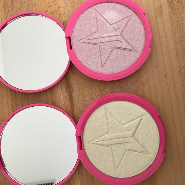 Jeffree Star Skin frosts