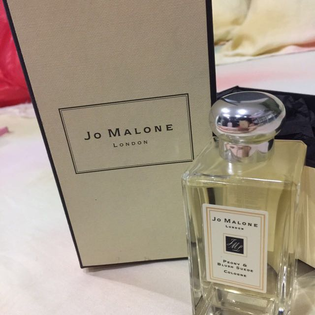 Jo Malone Cologne ORI LONDON Peony & Blush Suede
