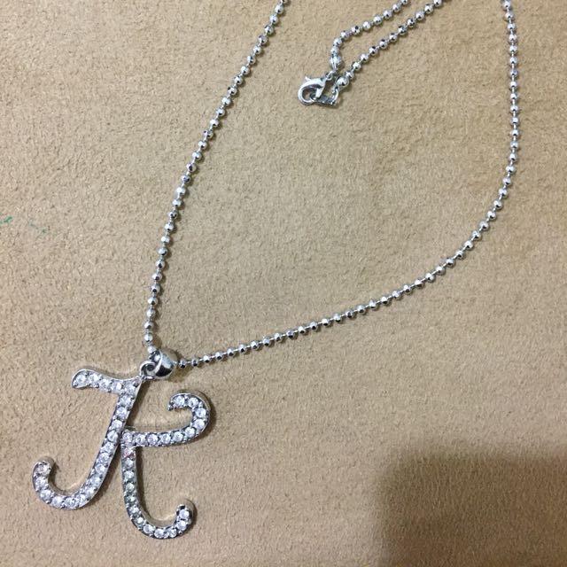 K字型項鍊