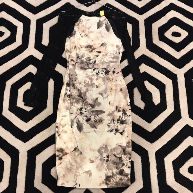 Karen millen Long Sleeved Dress