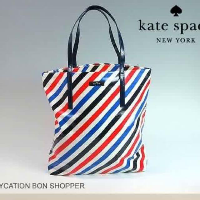 Kate Spade Bon Shopper Bag