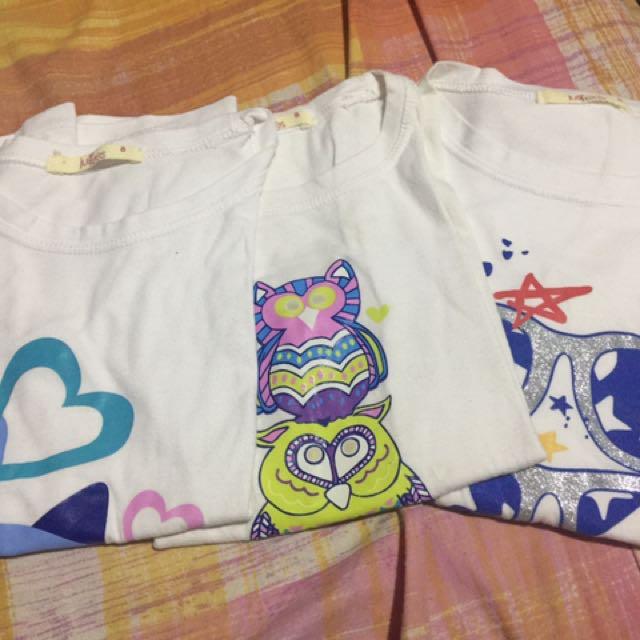 kids shirt 6-8yrs old