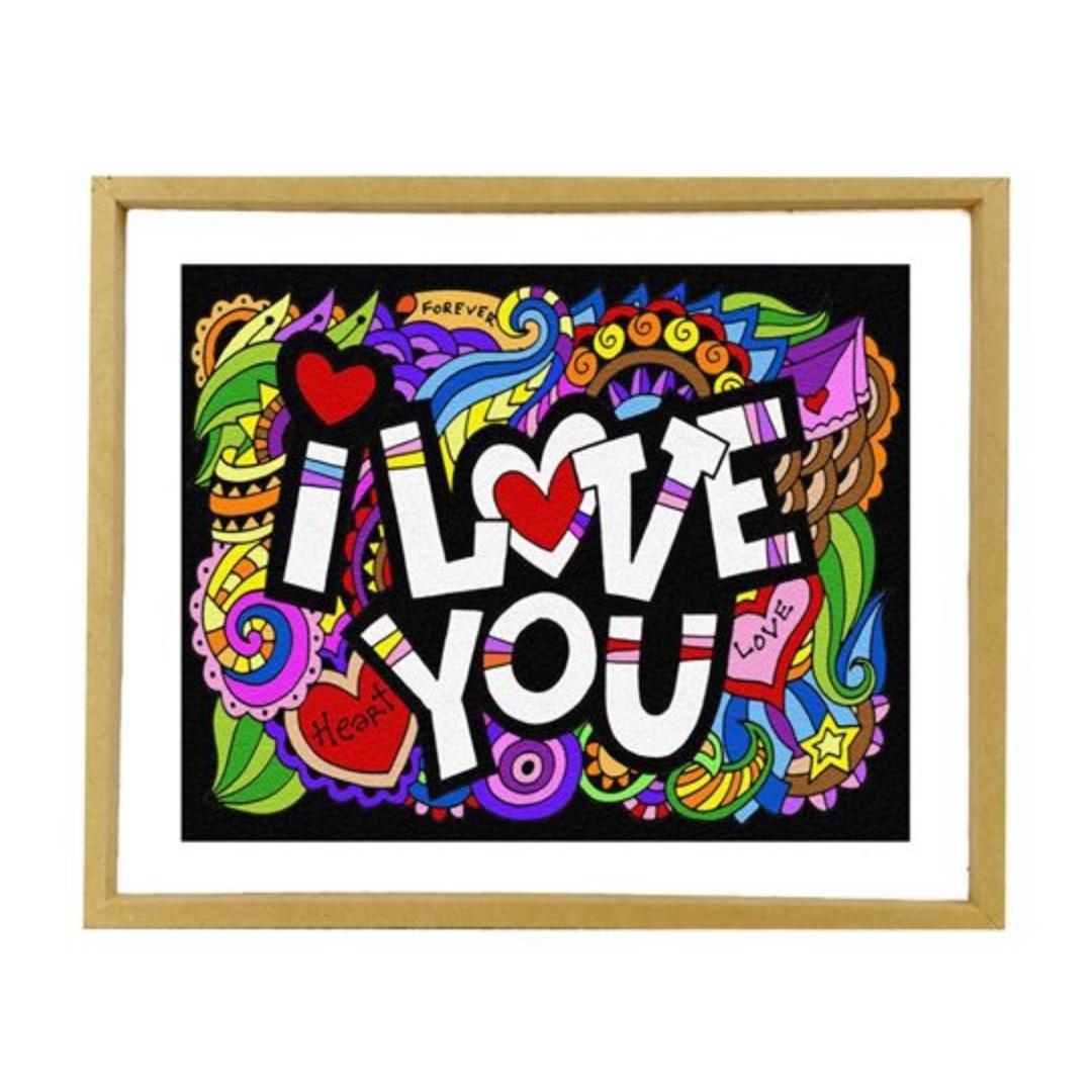 Klaypel - I LOVE YOU