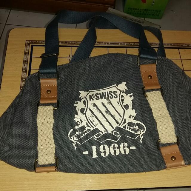 K-SWISS旅行袋