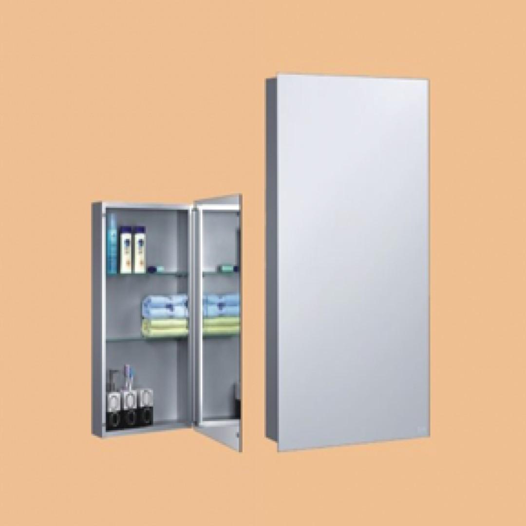 L18D22 Dio, Aluminium Cabinet, 400 X 600 X120MM