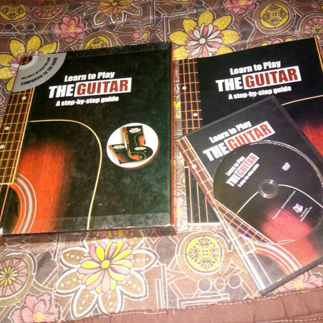 Learn To Play Guitar Box Set