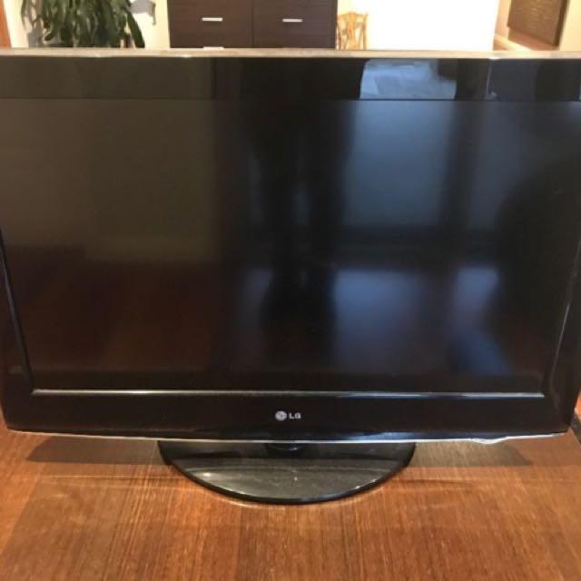LG 32'' TV