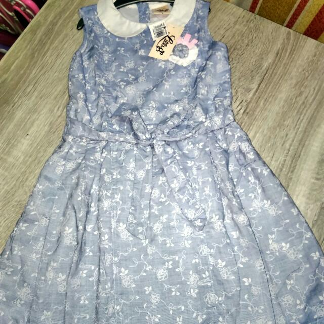 Lilly Dress Fits 3-5 Y.O