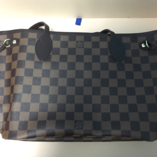 Louis Vuitton Neverfull PM Damier Ebene