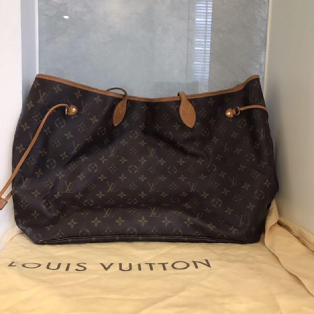 LV大購物袋