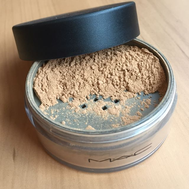 Mac Blot Powder Loose - Dark