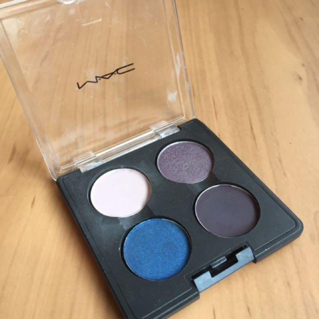 Mac Eyeshadow Palette - Shadowy Lady