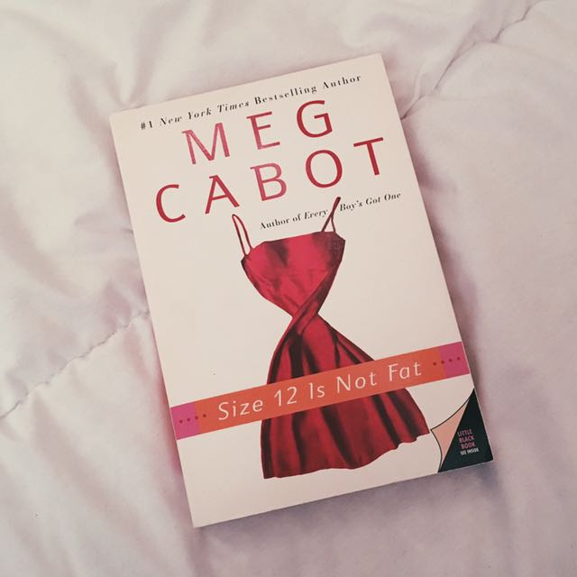 Meg Cabot - Size 12 Is Not Fat book