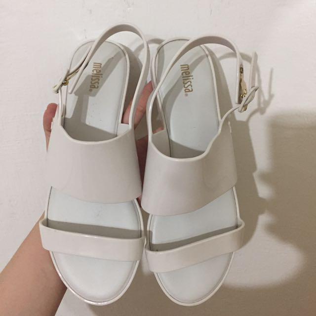 Melissa 香香塑膠涼鞋