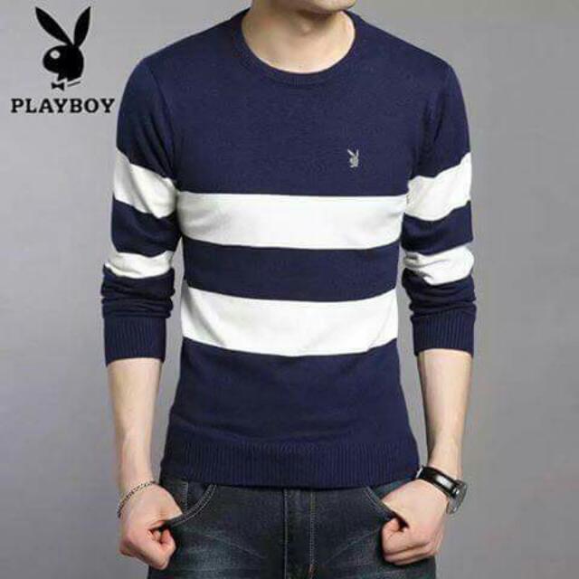 Mens Long Sleeve (Playboy)