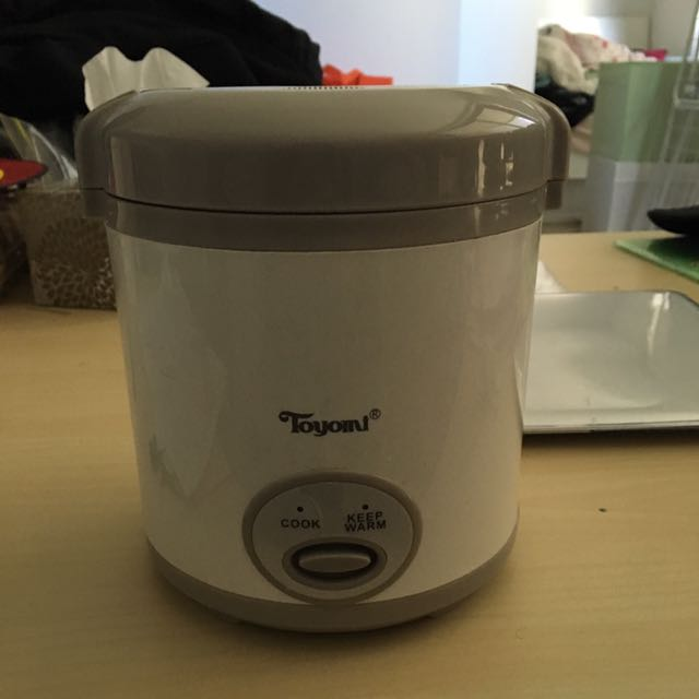 Mini Rice Cooker For One