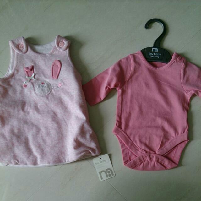Efficient 3-6 Month Girls Mothercare Swim Suit Swimwear