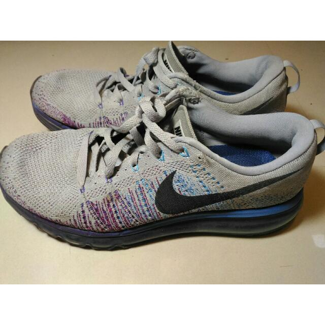 nike Flyknit Airmax Us10.5 8成新