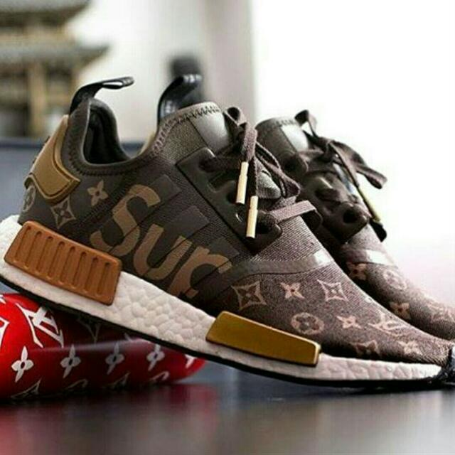 NMD SUPREME LVCustom  Order On Demand!