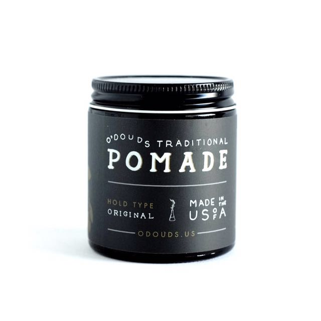 Odoud's Traditional Pomade 有機油性髮油