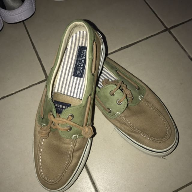 Original Sperry(repost-accidentally deleted the first post)