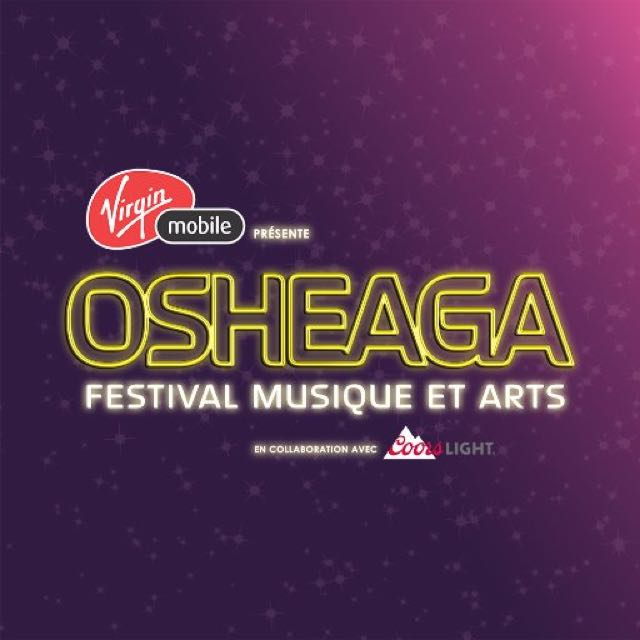 Osheaga Saturday Only Ticket