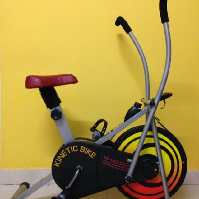 OTO Kinetic Exercise Bicycle