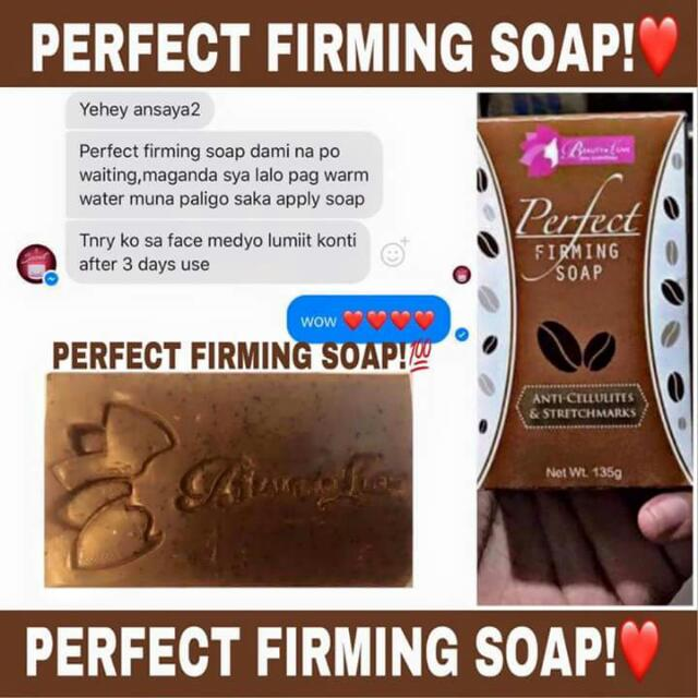 perfect slimming soap