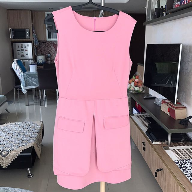 Pink Sally Dress