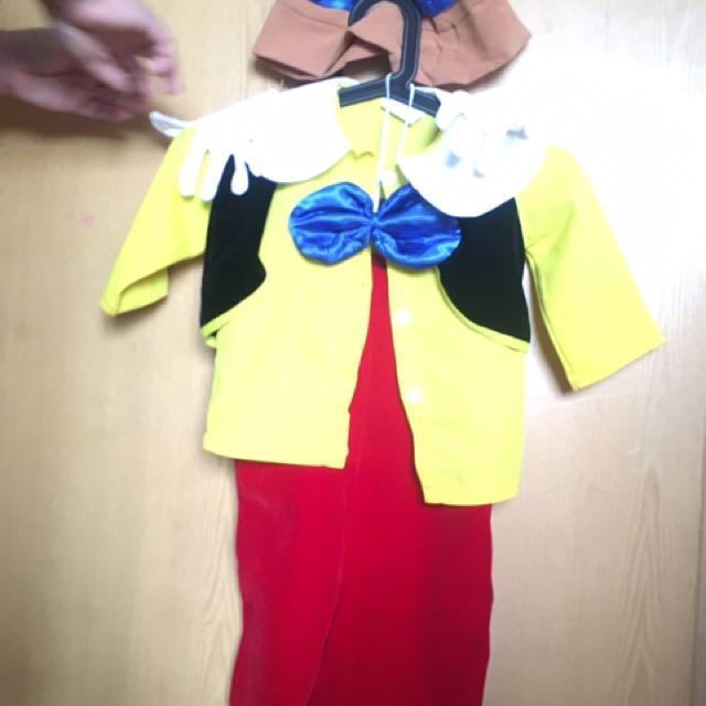 Pinocchio Costume For 2-4 Yr Olds Babies u0026 Kids Boyu0027s Apparel on Carousell & Pinocchio Costume For 2-4 Yr Olds Babies u0026 Kids Boyu0027s Apparel on ...