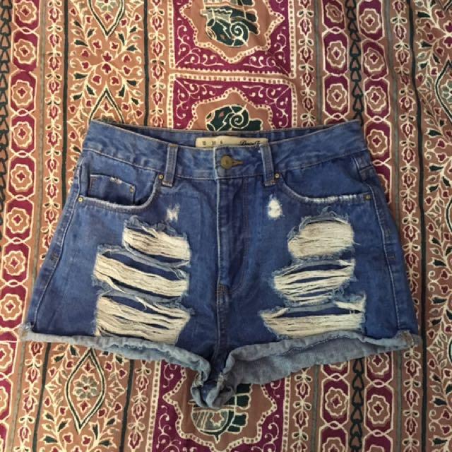Primark Denim Shorts
