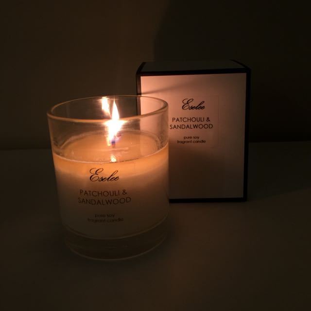 PURE SOY FRAGRANT CANDLES