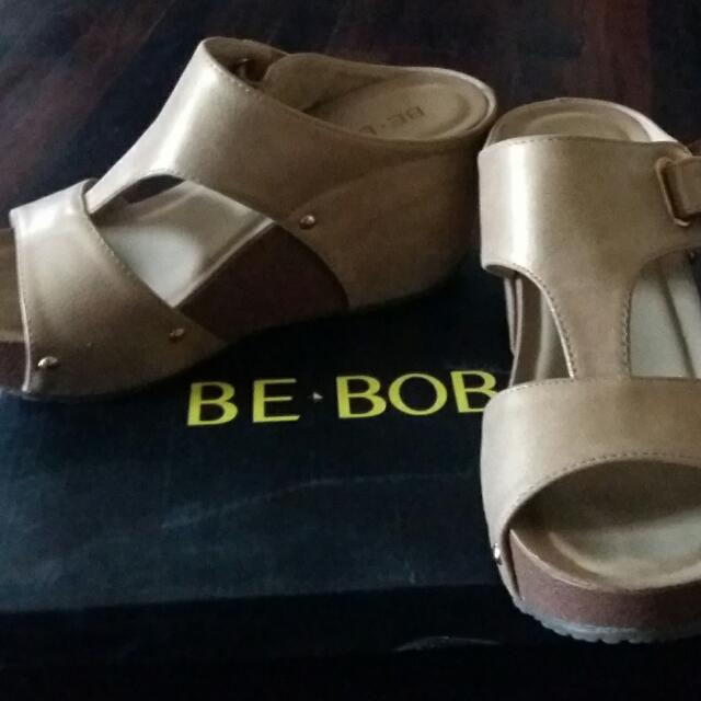 (Reprice) Be-bob Wedges Shoes