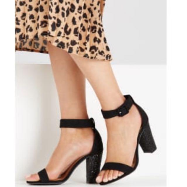 Rubi Block Heel