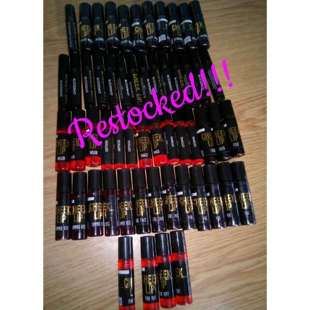 Sale! KJM Cheek Lip Tint