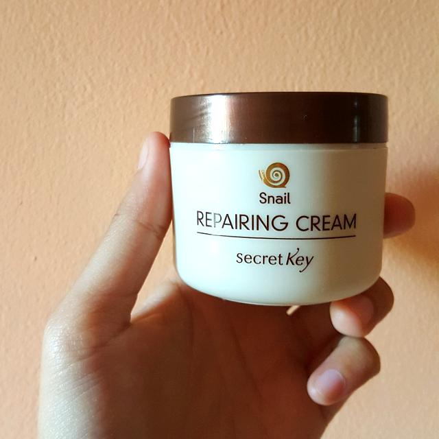 SECRET KEY SNAIL CREAM