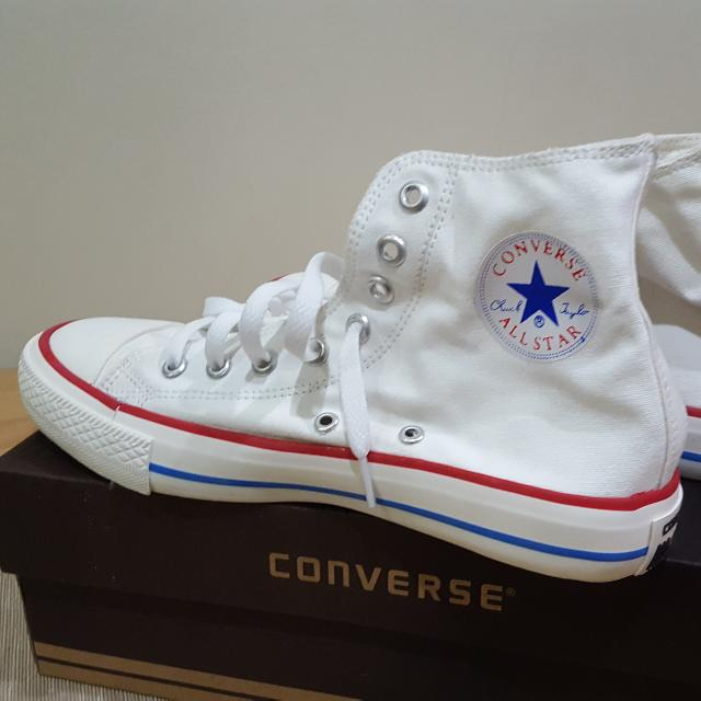 [NEW] Sepatu sneaker CONVERSE All Star Warna Putih