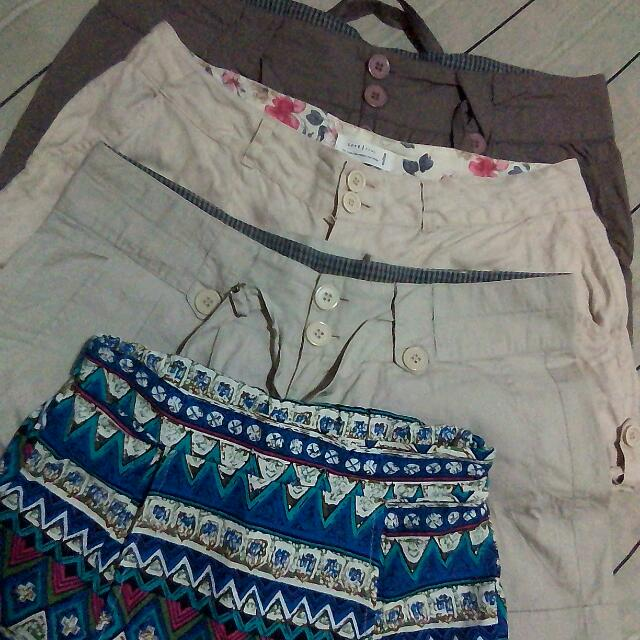SHORTS (50php/EACH)