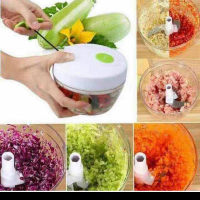 Small Cyclon Meat And Vegetable Chopper
