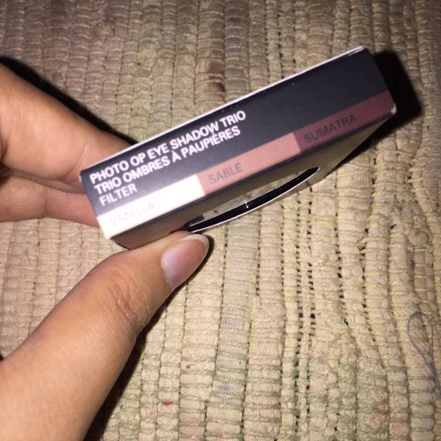 smashbox eyeshadow authentic