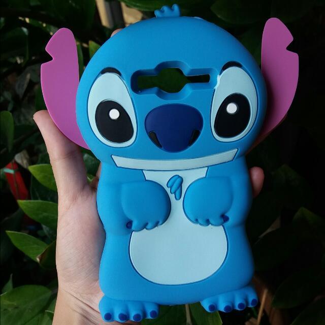 Stitch CASE Samsung J3 2016