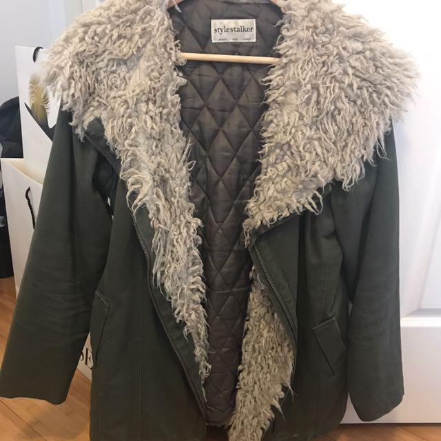 Stylestalker Jacket Coat