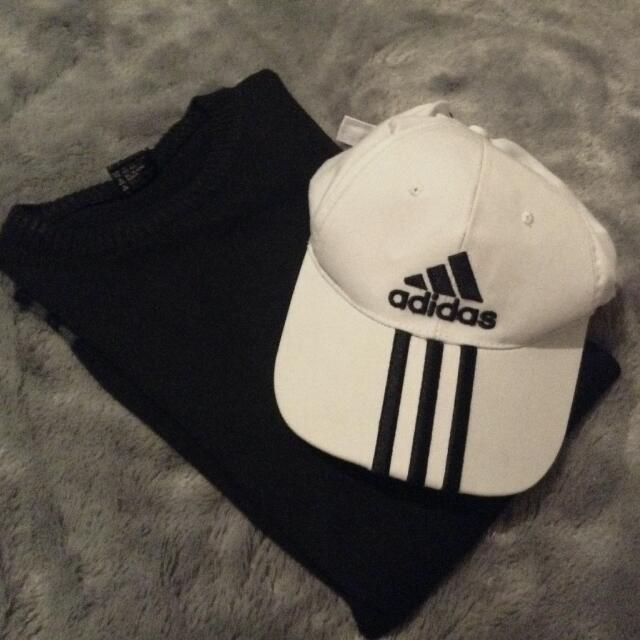 Sweater dan Topi