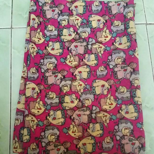 Take ALL ! Pashmina Motif Lucu