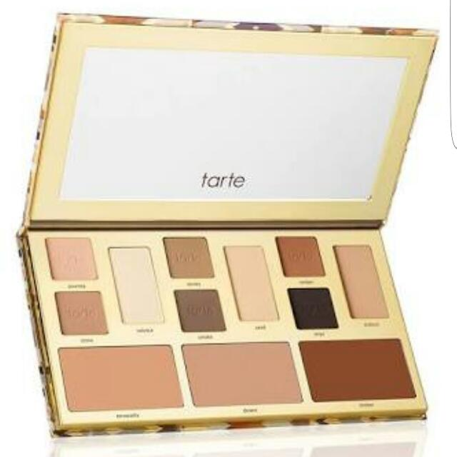 Tarte Clay Play Face Shaping Palette. Rrp $70