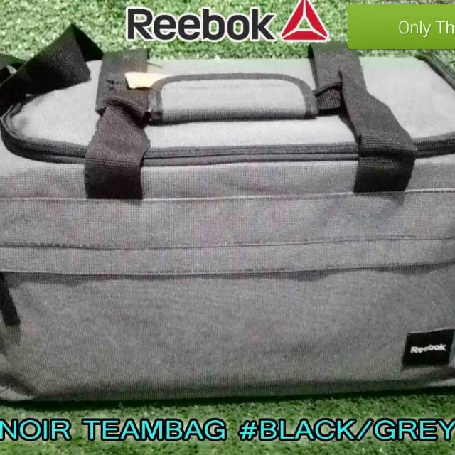 Tas Fitness / Travel Bag REEBOK NOIR BAGTEAM