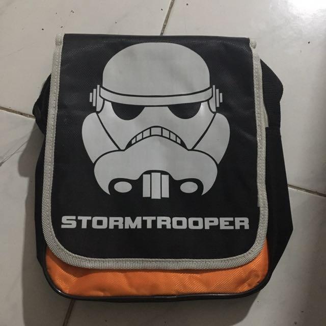 tas starwars disney sling bag star wars