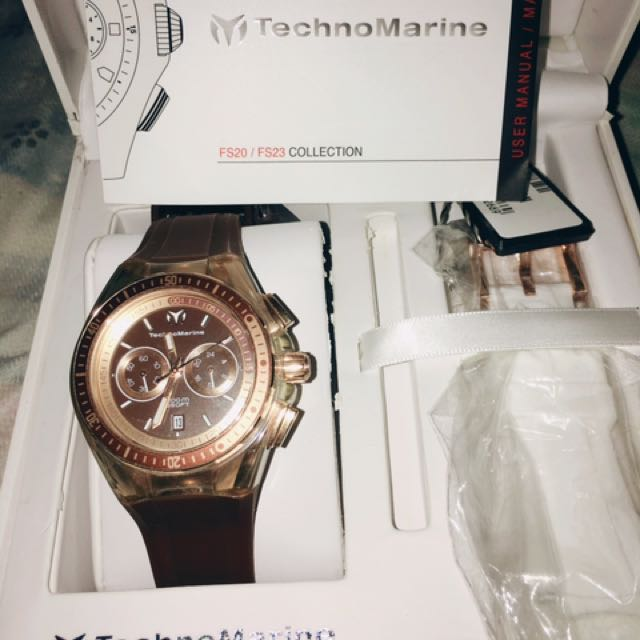 Original Technomarine